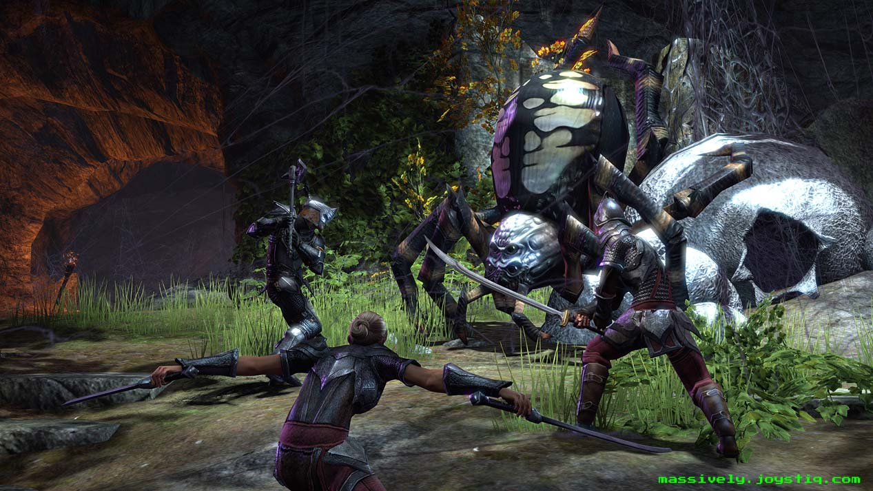 F2P - Elder Scrolls Online - massively by joystiq