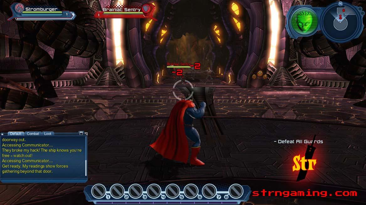 F2P - DC Universe - Str N Gaming