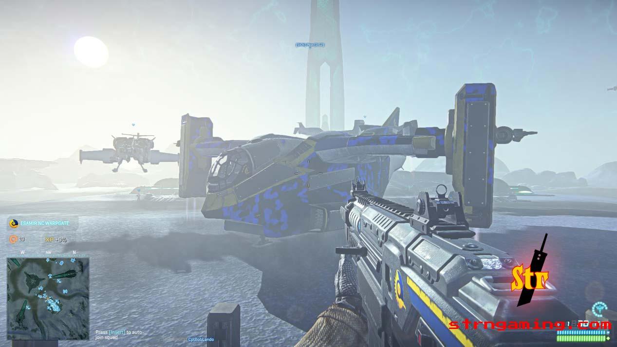 F2P - Planetside 2 - Str N Gaming