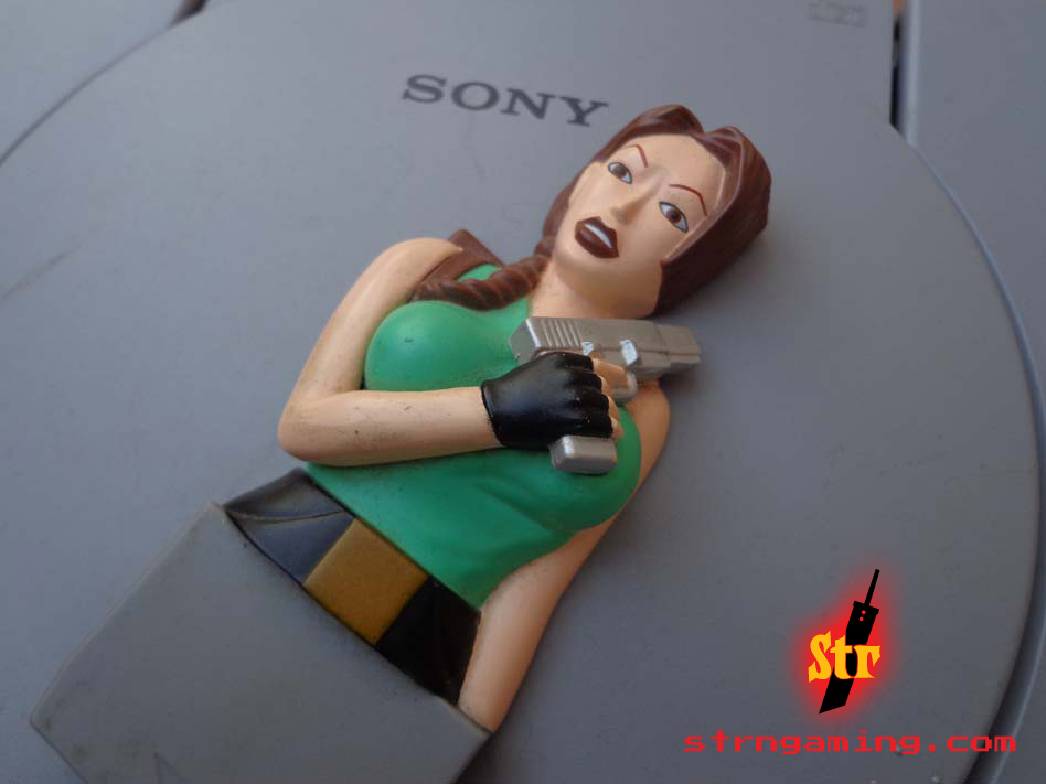 Lara Croft Memory Card | Str N Gaming