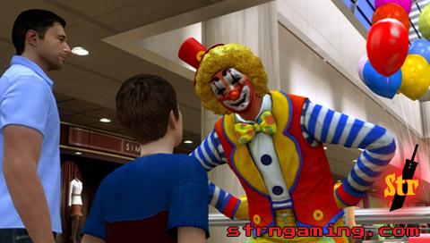 Heavy Rain - Psycho Clown   Str N Gaming