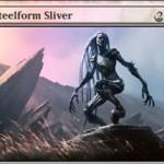 Steel Form Sliver - MTG | Str N Gaming