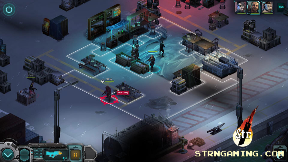 Shadowrun Screenshot | Str N Gaming