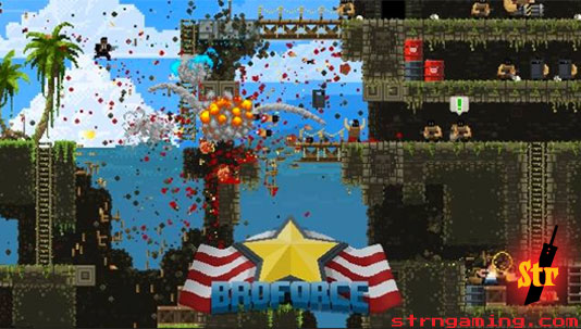 Broforce screenshot | Str N Gaming