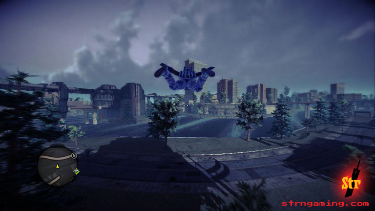 SaintsRowIV Skydiving | Str N gaming