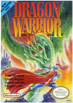 Dragon Warrior | Str N Gaming