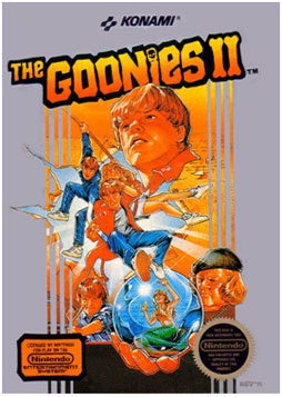 The Goonies II | Str N Gaming