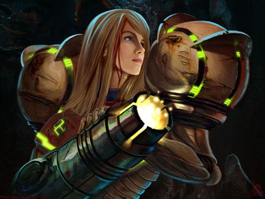 Samus | Str N Gaming