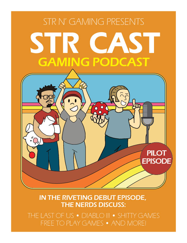 STR CAST EPISODE 01: PILOT