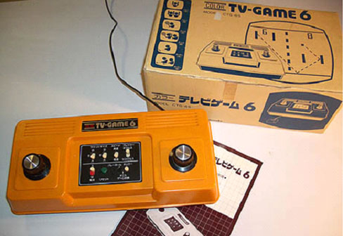 Nintendo's first home console, the TV-Game 6 | Str N Gaming