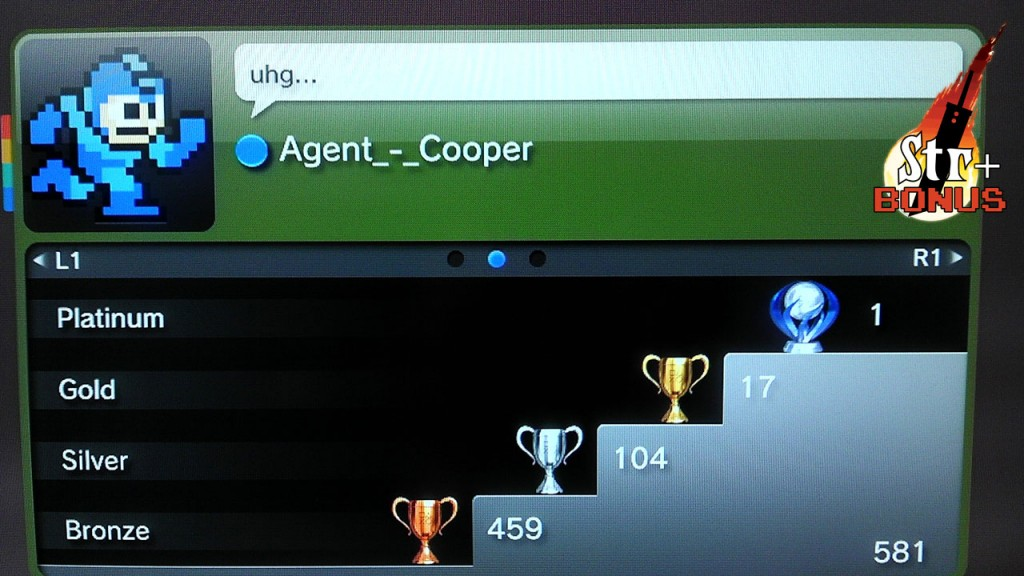 PSN Trophies: A Love/Hate Story - Strength in Gaming