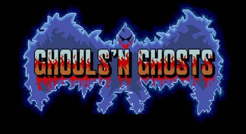 "9. Ghouls'N Ghosts ""Stage 1"" (Arcade) - 1988 Tamayo Kawamoto"
