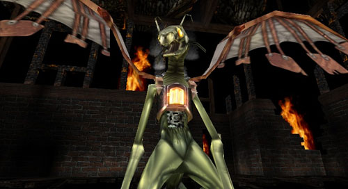 "1. American McGee's Alice ""Late to the Jabberwocky"" (PC) - 2000 Chris Vrenna"