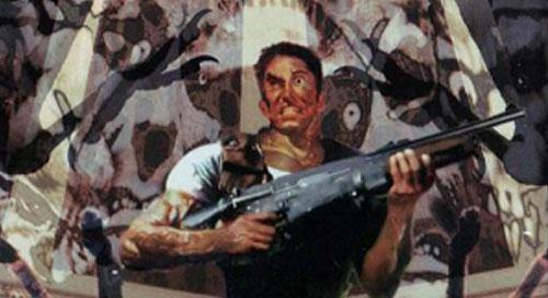 """5. Resident Evil I """"Soundtrack"""" (PS1) - 1996 Makoto Tomozawam, Koichi Hiroki and Masami Ueda"""