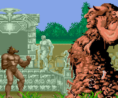 Altered Beast Boss | Str n Gaming