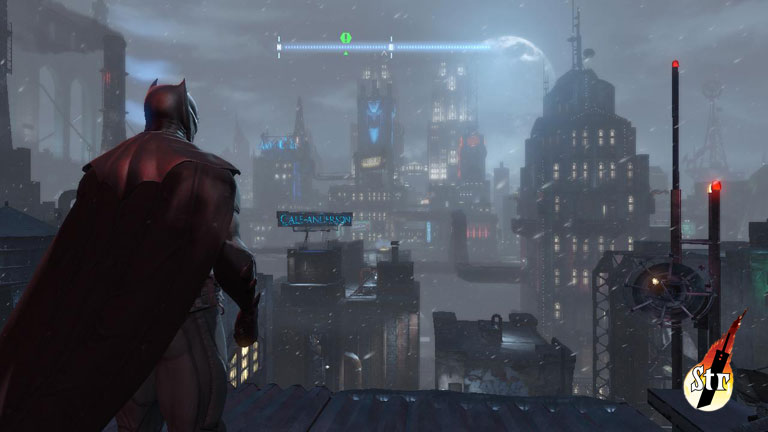 Bat Man: Arkham Origins | Str N gaming