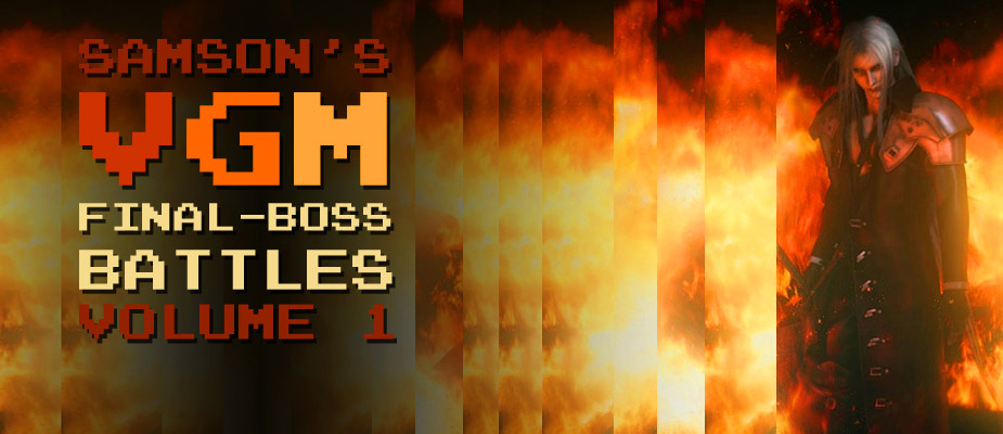 Samson's Video Game Music – Final-Boss Battles Vol. 1