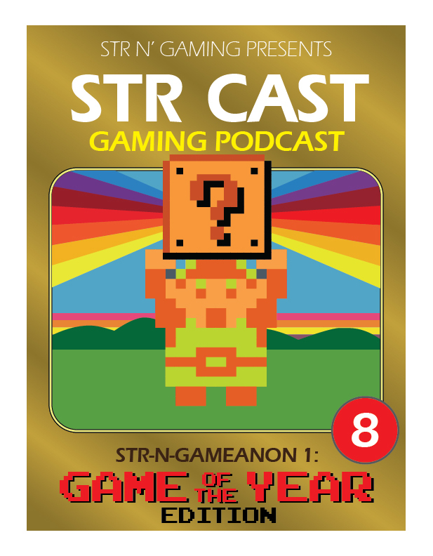 STR CAST Episode 08
