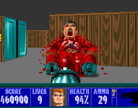 Hitler Wolfenstein 3D | Str N Gaming