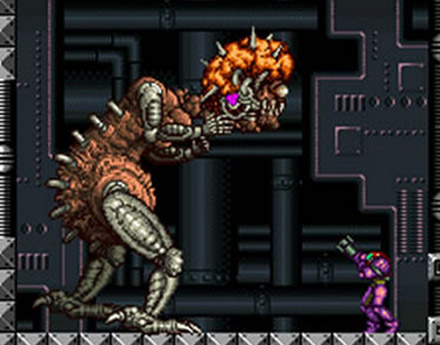 Mother Brain Super Metroid | Str N Gaming