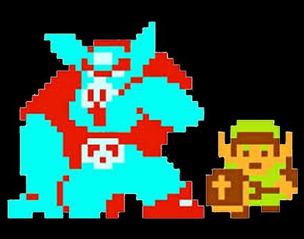 Ganon - NES | Str N Gaming