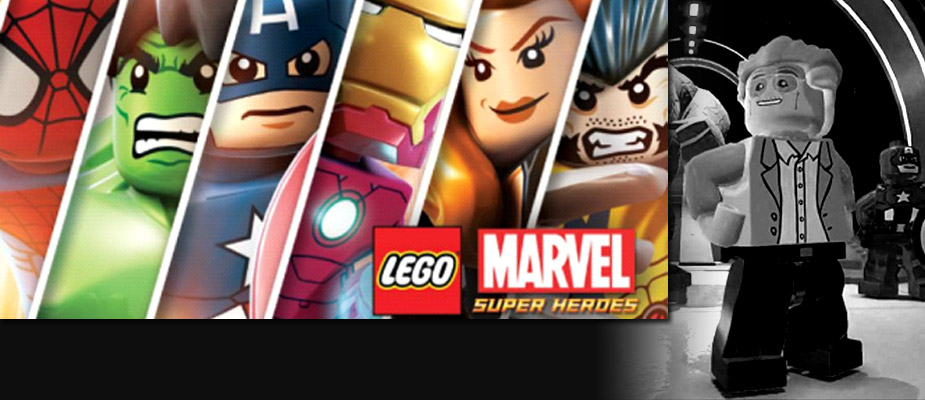 Lego Marvel Super Heroes : Review