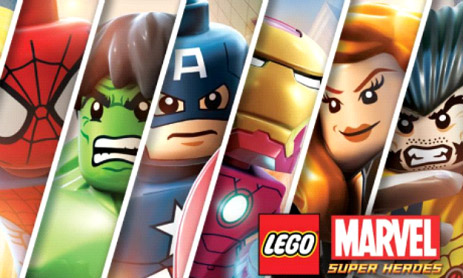 Avengers assemble! No, really, you will have to build a lot of things out of Lego.