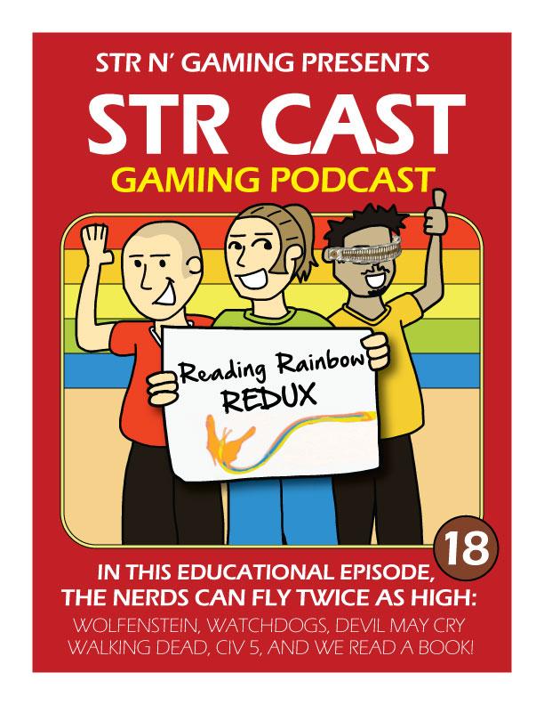 STR CAST EP 18 Poster