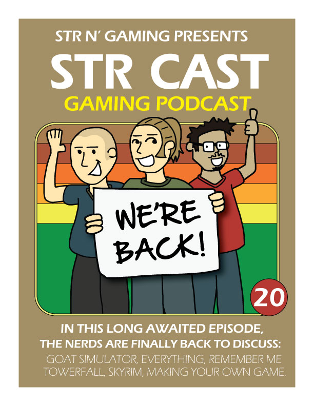STR CAST EP20: We're Back!