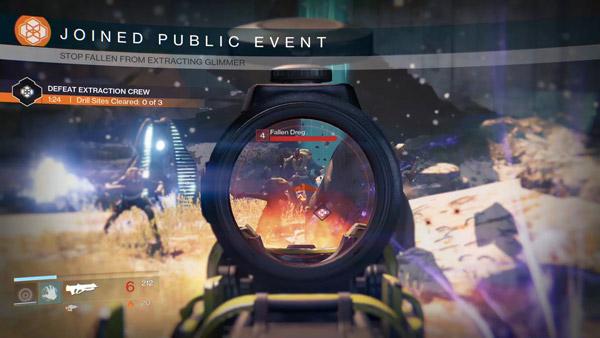 Public Event