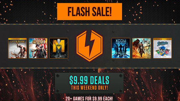 Sony Flash Sale