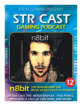 STR CAST Episode 12: The Man Behind The Music