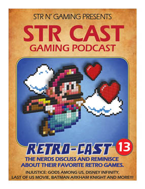 STR CAST Episode 13: RETRO CAST