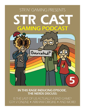 STR CAST Episode 05: Last of Fuss