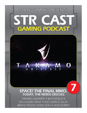 STR CAST Episode 07: Space! The Final MMO