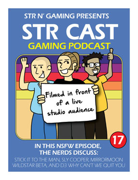 STR CAST EP17: Nah, Up The Ante …