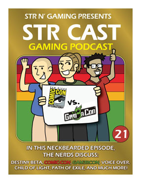 STR CAST EP21: The Cons