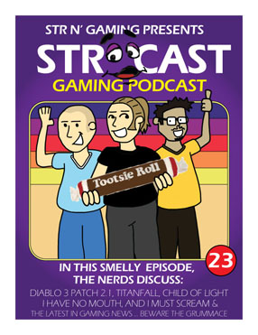 STR CAST EP 23: Tootsie Roll & The Grummace