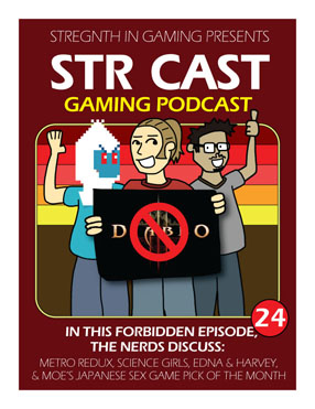 STR CAST EP24: The Game That Shall Not Be Named
