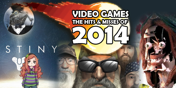 Video Games: The Hits & Misses of 2014