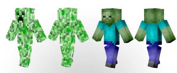 top 10 most obnoxious minecraft skins strength in gaming