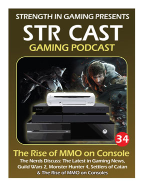 STR CAST EP34: MMO on Console