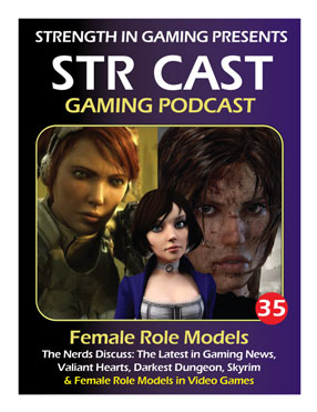 STR CAST EP35: Female Role Models