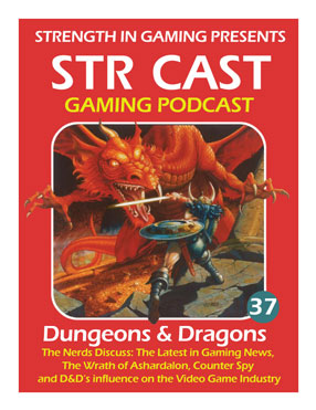 STR CAST EP37: Dungeons & Dragons