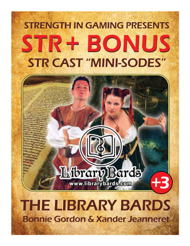 Library Bards Poster