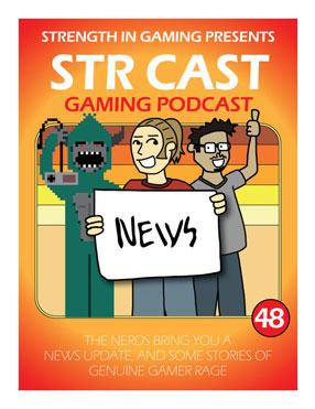 STR CAST 48: NEWS UPDATE