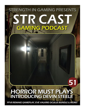 STR CAST 51: Horror Must Plays