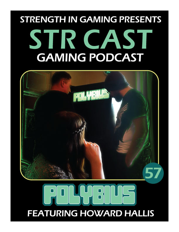 STR CAST 57: POLYBIUS - Game, Myth, Legend
