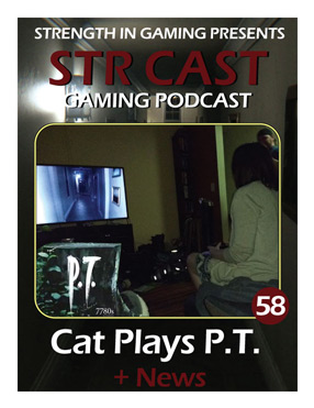 STR CAST 58: Cat Plays P.T.