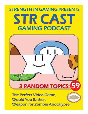STR CAST 59: 3 Random Topics
